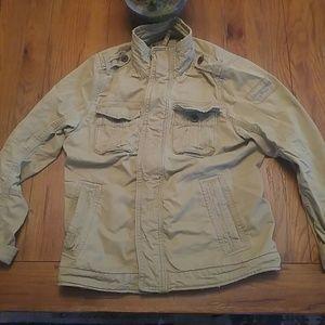 Abercrombie & Fitch Sentinel Jacket XL🔥